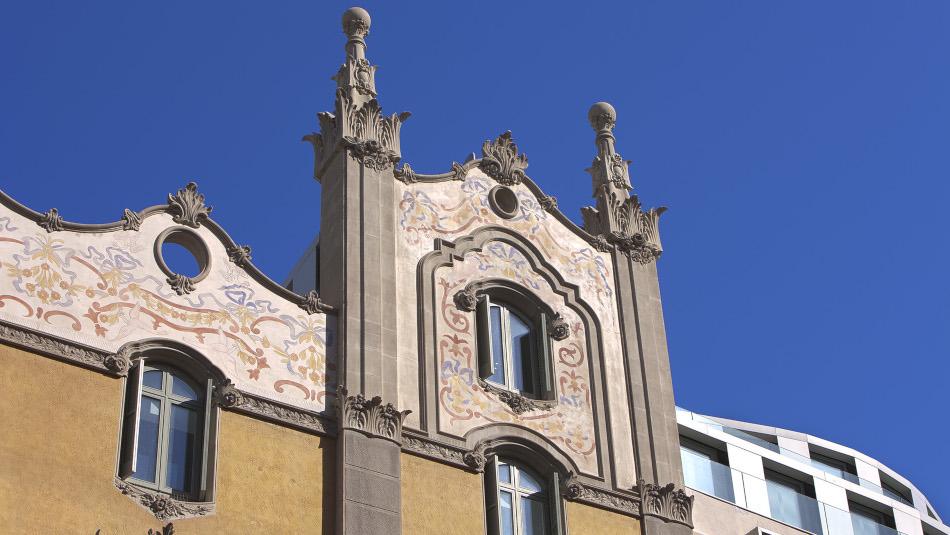 Edifici la rotonda (barcelona)   Mabelux technic